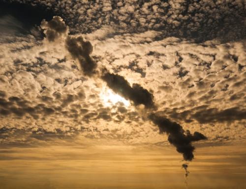 Contaminación del aire #DíaMundialDelMedioAmbiente