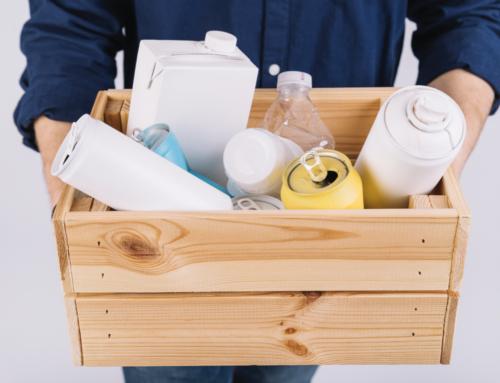 ¿Qué depositar y qué no depositar en el contenedor azul y amarillo?